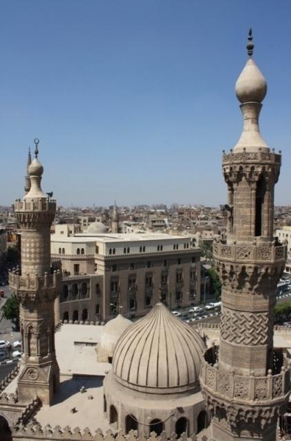 Гледка от Ал-Азхар