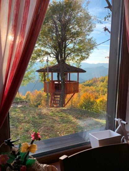 Изглед от една от стаите
